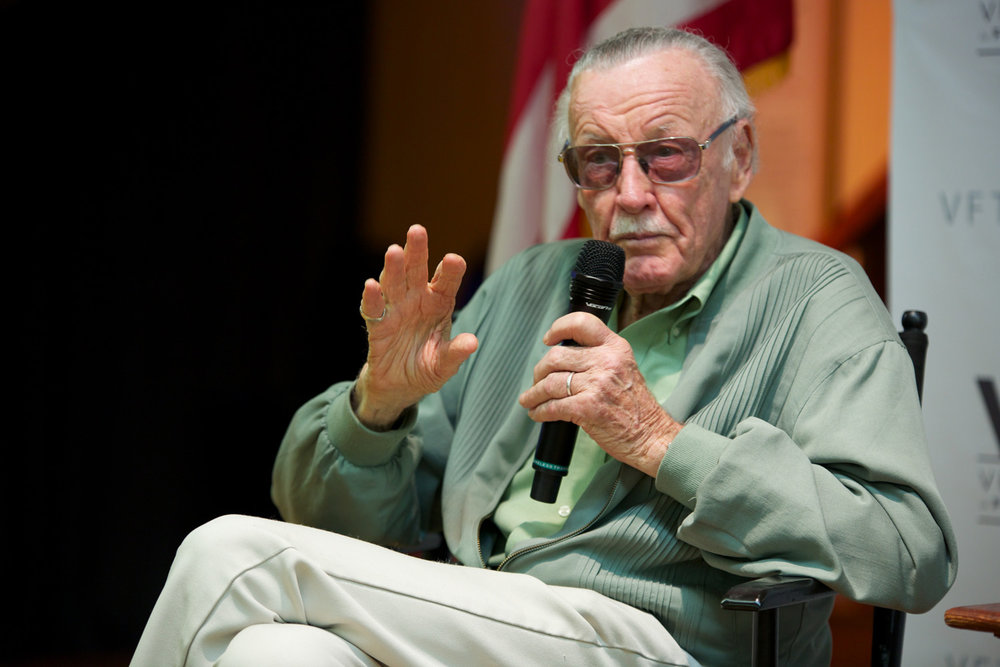 Stan Lee Guest Speaker Series