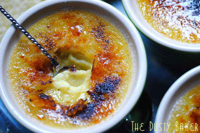 Dairy-Free Coconut Creme Brulee