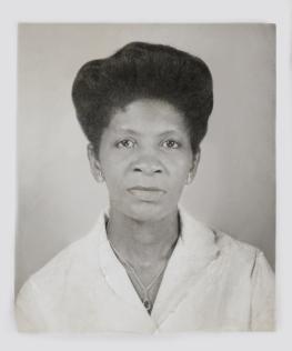 Sarah Kirnon's Grandmother, Miss Ollie
