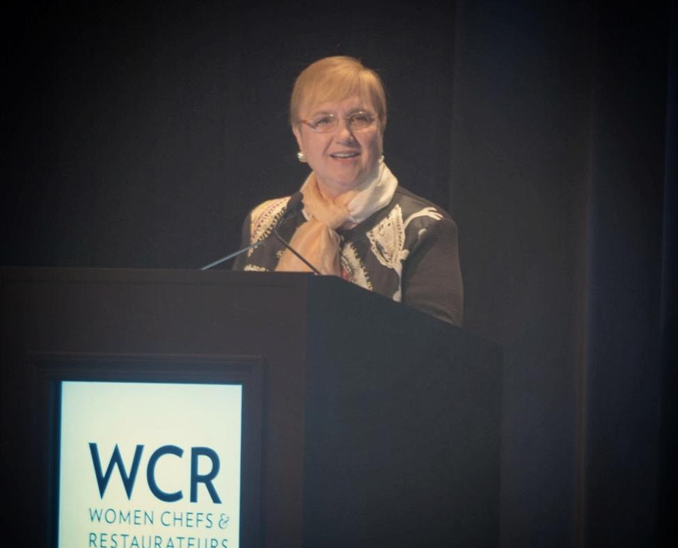 Chef Lydia Bastianich - photo WCR