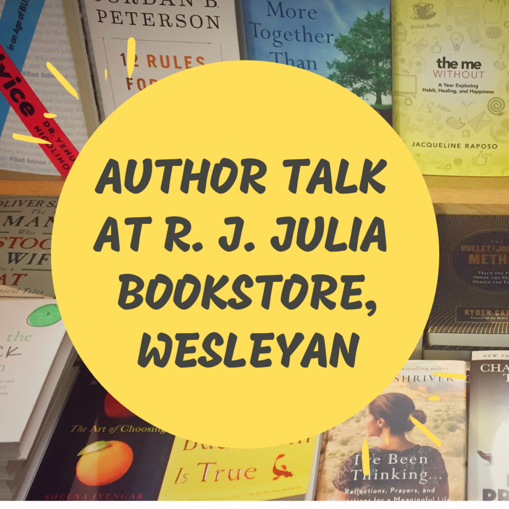 R.J. Julia Author Talk Thumbnail.png