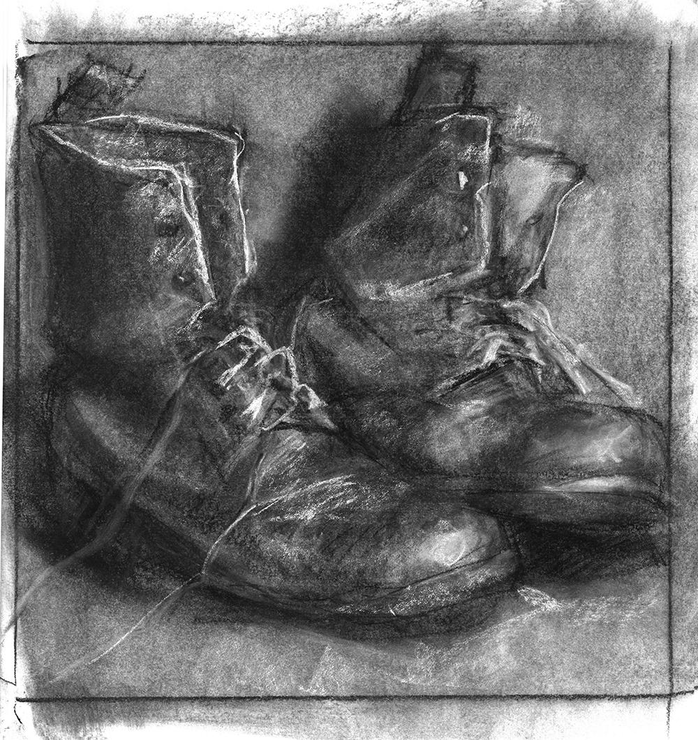 Paddock boots again