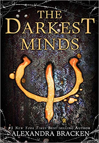 The Darkest Minds  by Alexandra Bracken. Published by Hyperion in 2012. Image courtesy of Hyperion.