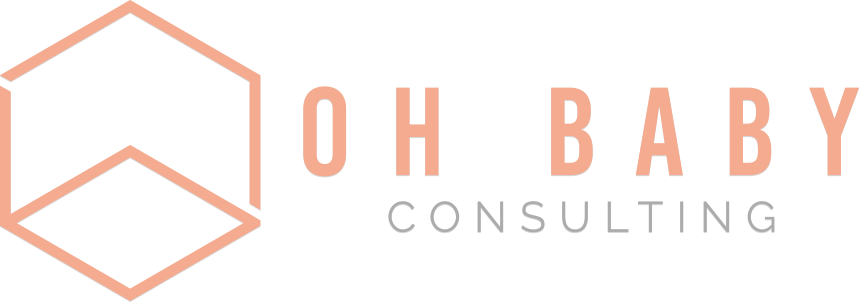 Oh Baby Consulting Logo