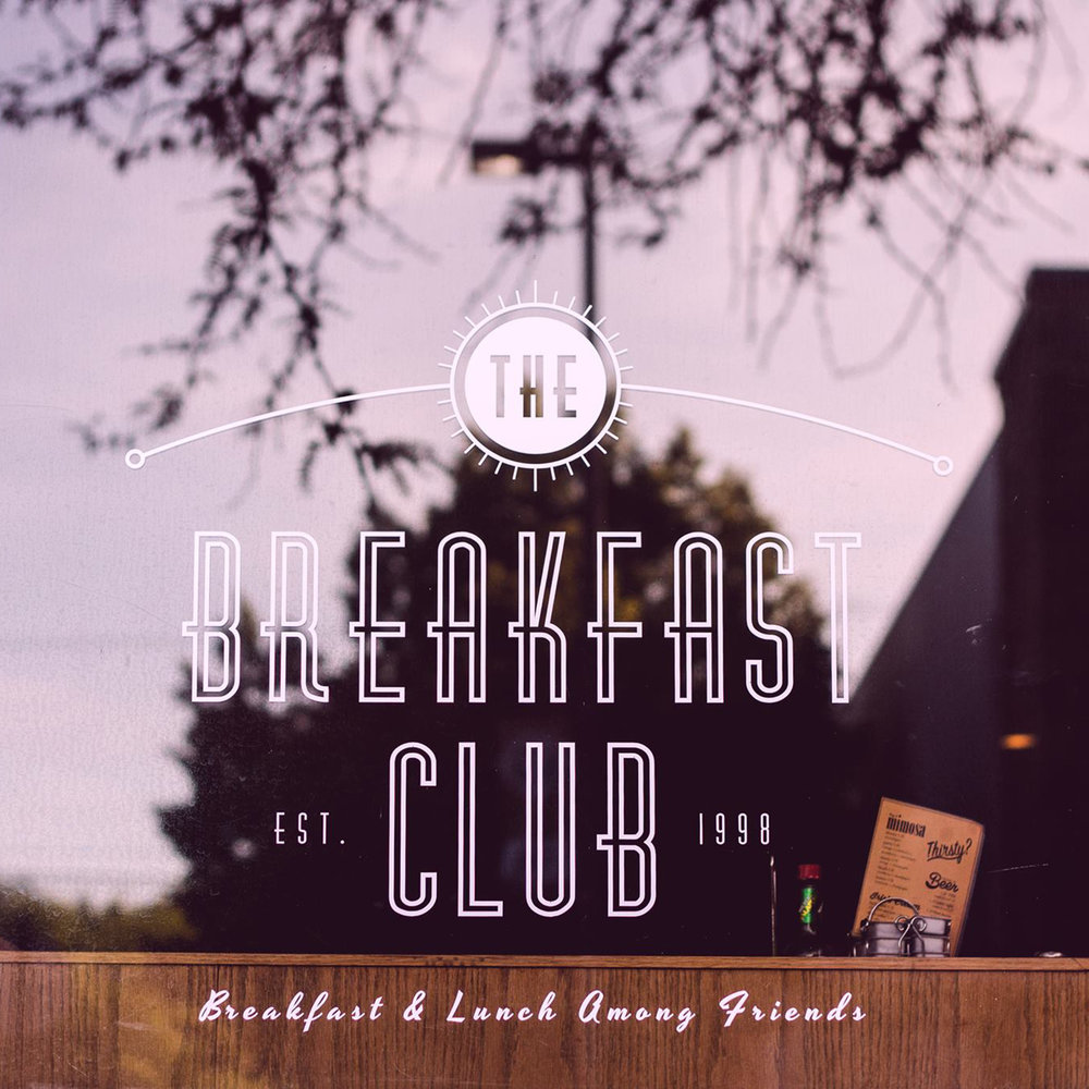 THE BREAKFAST CLUB -