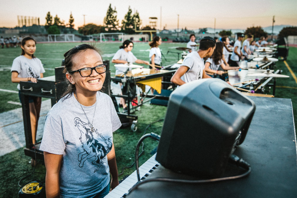 Support Our Young Musicians - We Are Better TogetherYour donations go directly towards funding the Chino Hills HS music program. It will help us buy new equipment for the students, fund competition and travel expenses, and basically make it possible for us to create the best possible program for these amazing young adults.