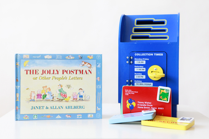 The jolly postman avery augustine i was introduced to the jolly postman by janet and allen ahlberg years ago it is truly a treasureits an interactive book about the funny letters that a spiritdancerdesigns Images