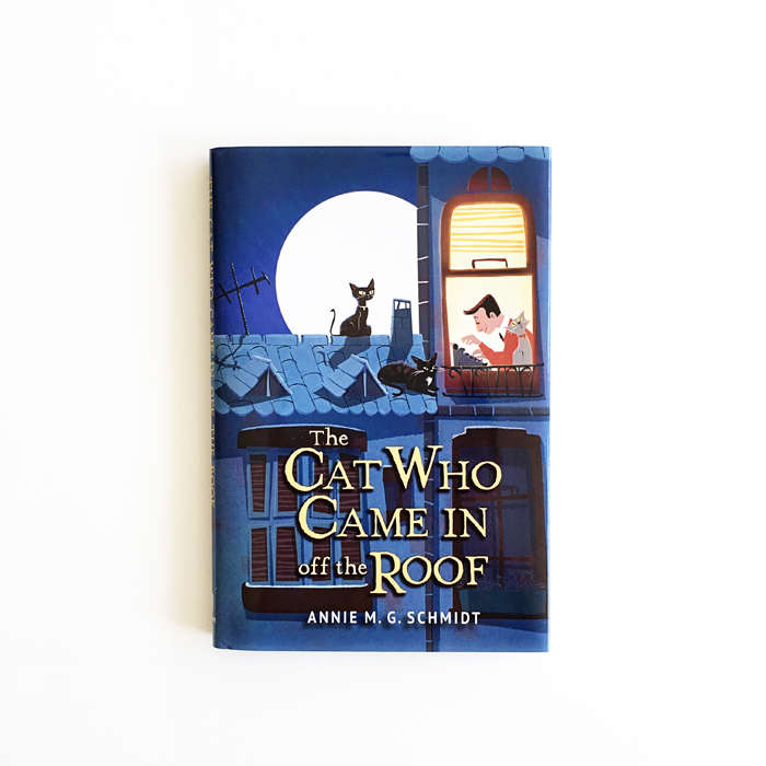 The Cat Who Came In Off The Roof | Avery and Augustine