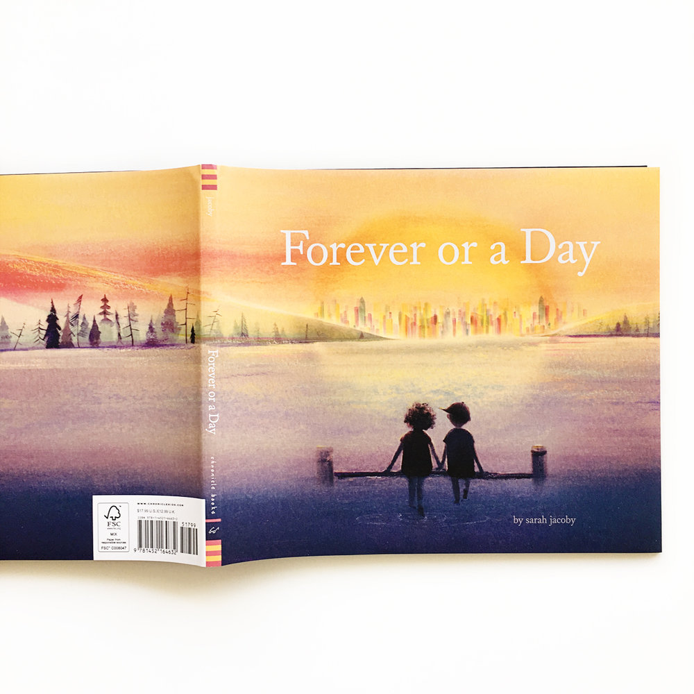 Forever or a Day | Avery and Augustine