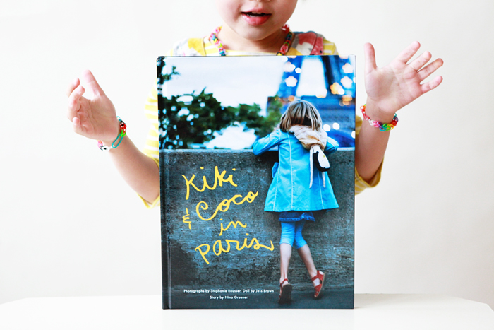 Kiki and Coco in Paris | Avery and Augustine