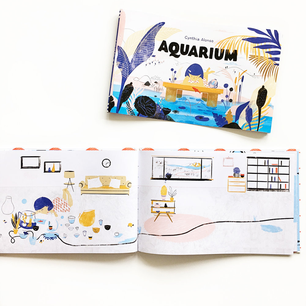 Aquarium | Avery and Augustine