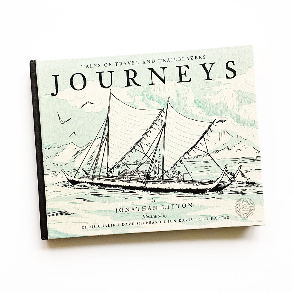 Journeys: Tales of Travel and Trailblazers | Avery and Augustine