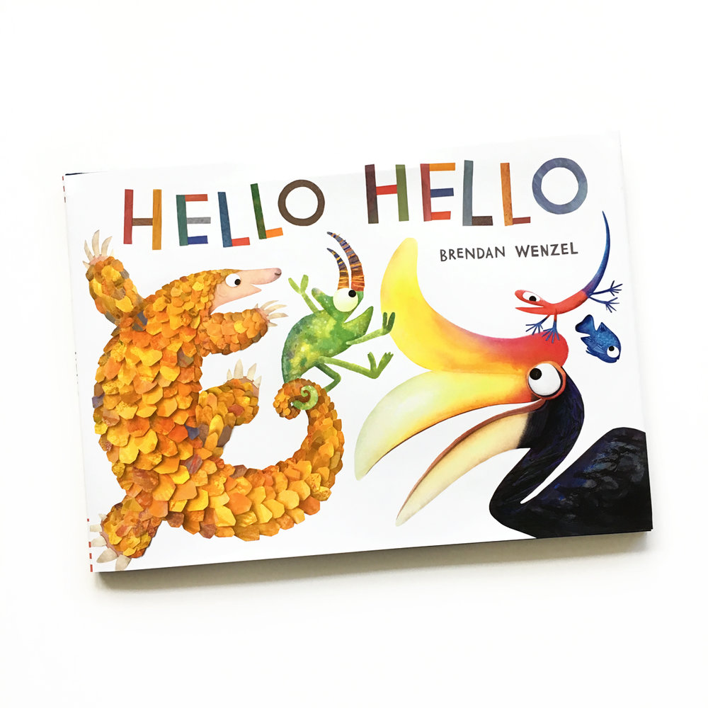 Hello Hello | Avery and Augustine