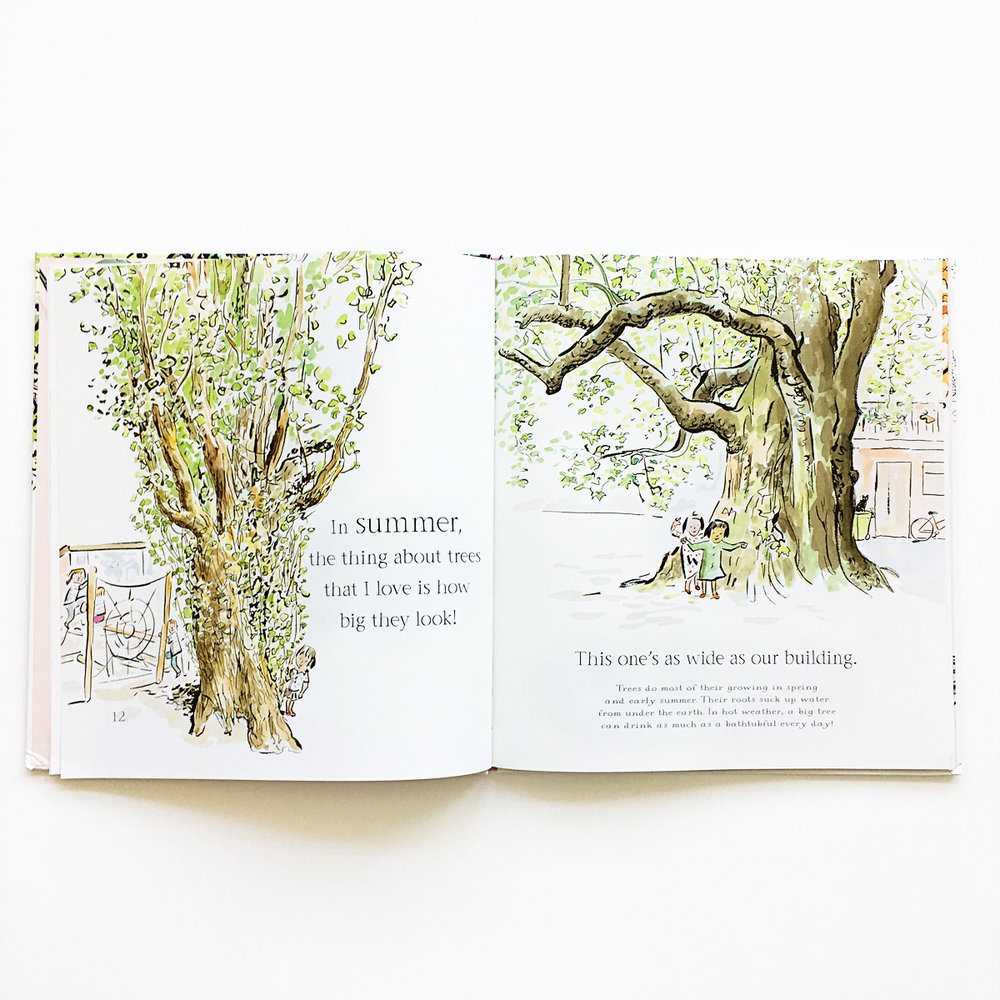 The Things That I LOVE About TREES | Avery and Augustine