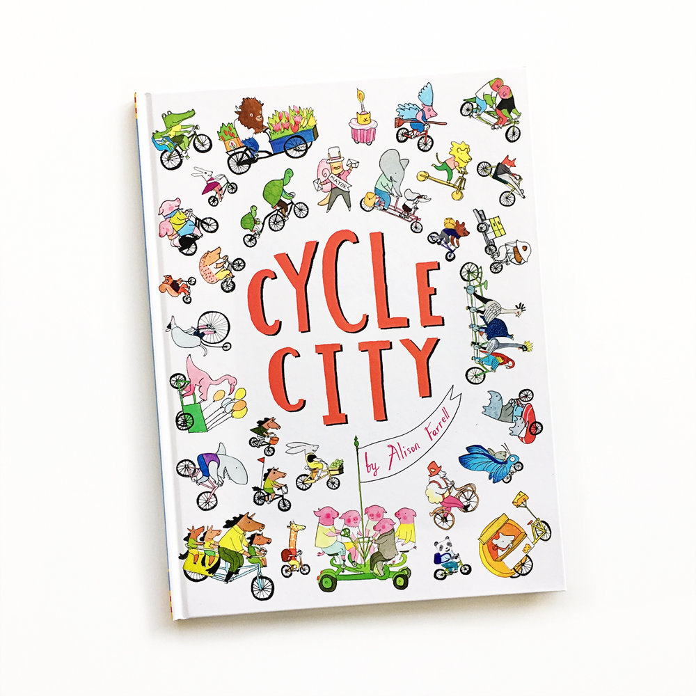 Cycle City | Avery and Augustine