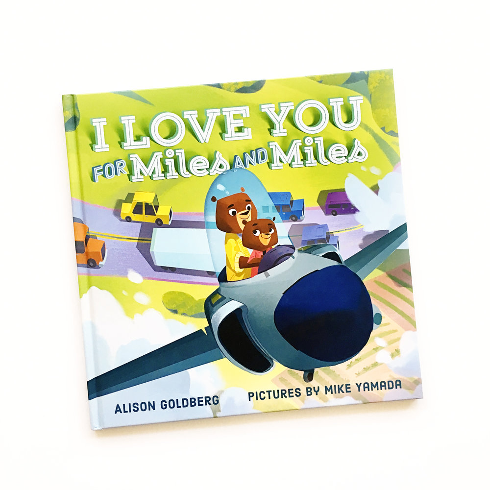 I Love You for Miles and Miles | Avery and Augustine