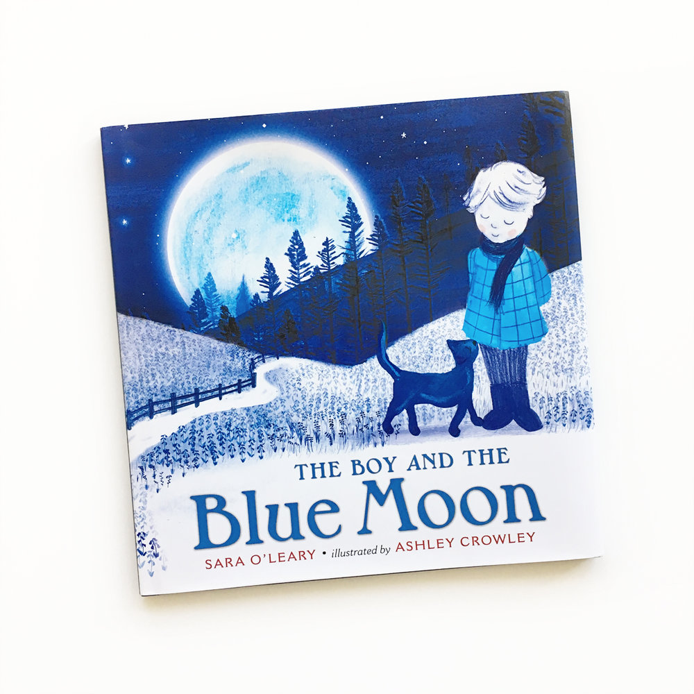 The Boy and the Blue Moon | Avery and Augustine