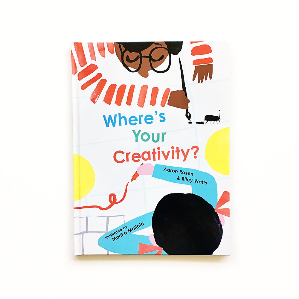 Where's Your Creativity? | Little Lit Book Series: Creativity | Avery and Augustine