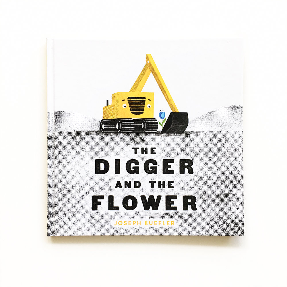 The Digger and the Flower | Avery and Augustine