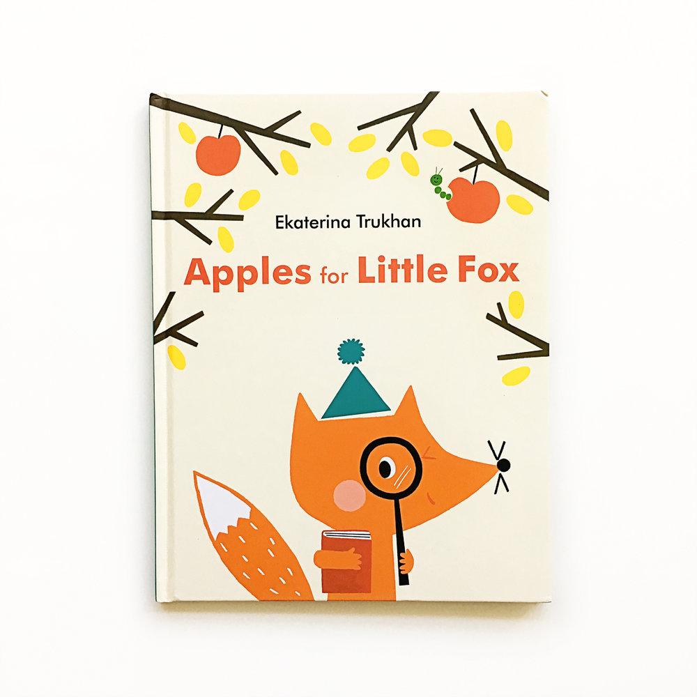 Apples for Little Fox | Avery and Augustine