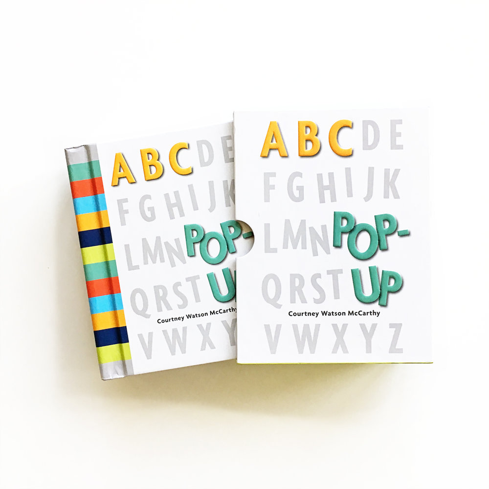 ABC Pop-Up | Avery and Augustine
