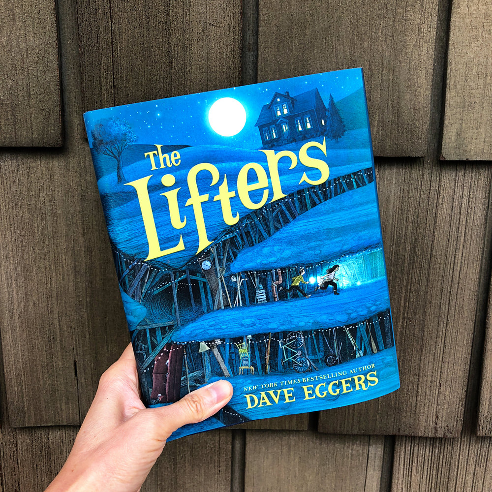 The Lifters + Q & A with Dave Eggers | Avery and Augustine