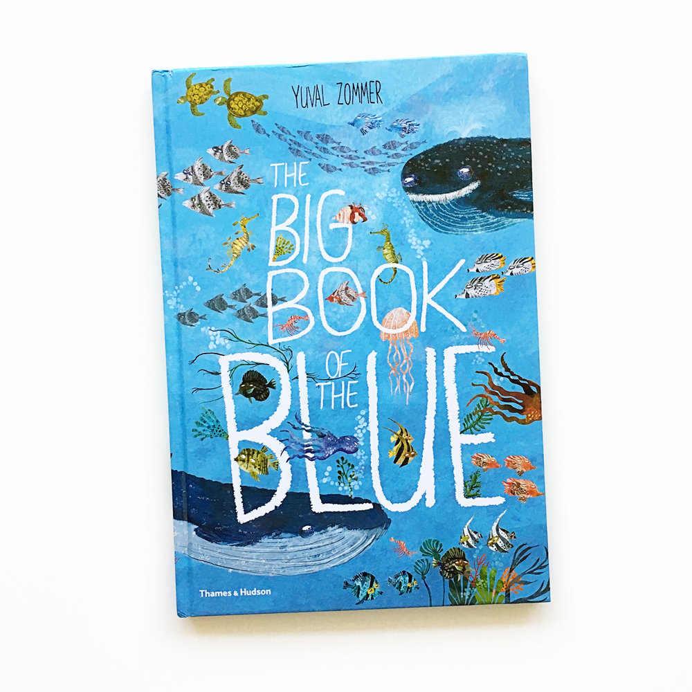 The Big Book of the Blue | Avery and Augustine