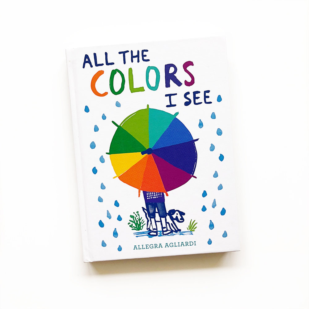 All the Colors I See | Avery and Augustine