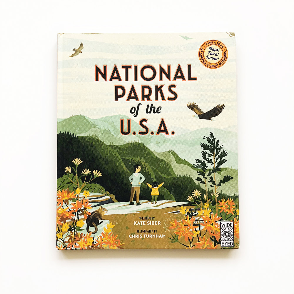 National Parks of the USA | Avery and Augustine