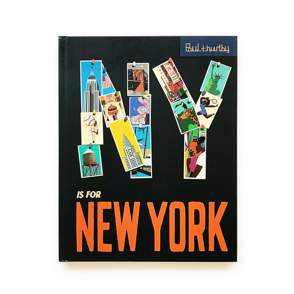 NY Is for New York | Avery and Augustine