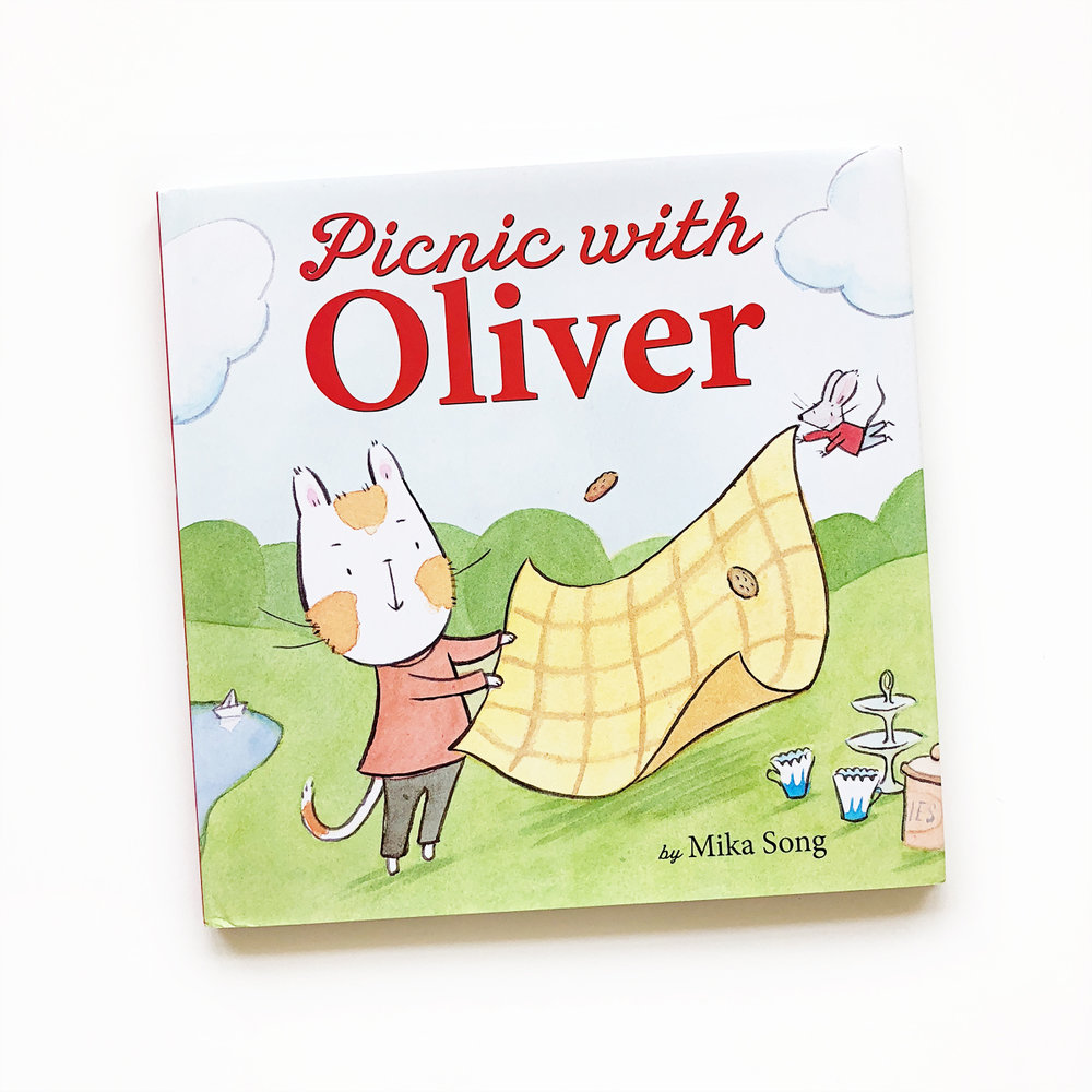 Picnic with Oliver | Avery and Augustine