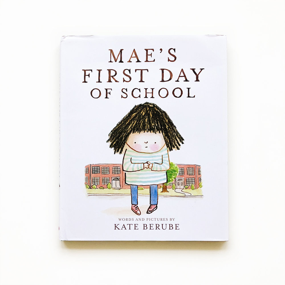 Mae's First Day of School | Avery and Augustine