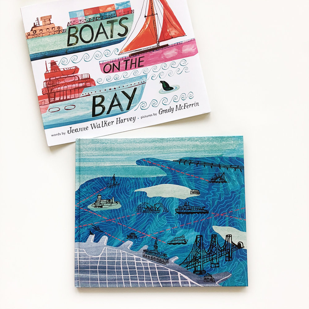 Boats on the Bay | Avery and Augustine