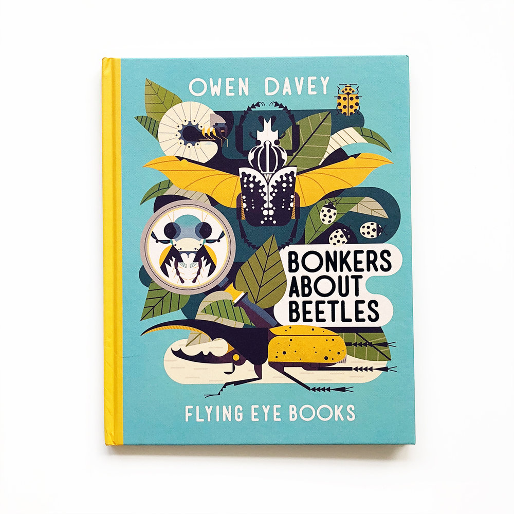 Bonkers About Beetles   Avery and Augustine
