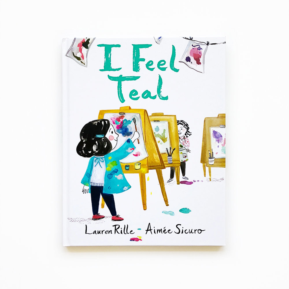 I Feel Teal | Avery and Augustine