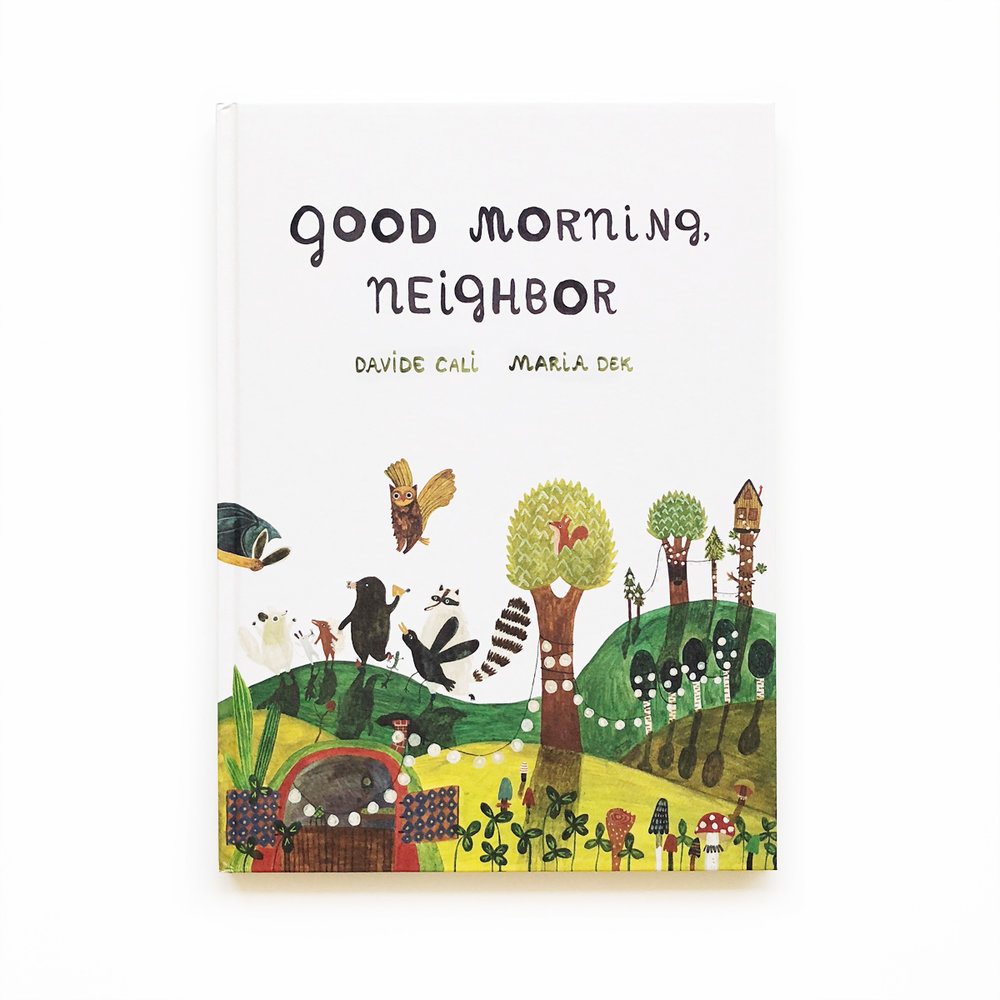 Good Morning, Neighbor | Avery and Augustine