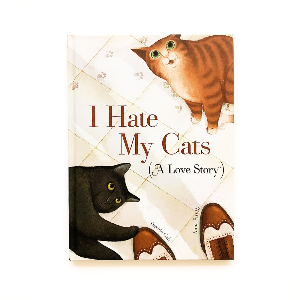 I Hate My Cats (A Love Story) | Avery and Augustine
