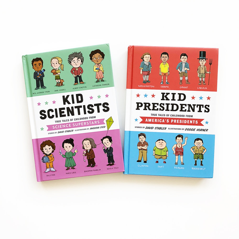 Kid Scientists and Kid Presidents | Avery and Augustine