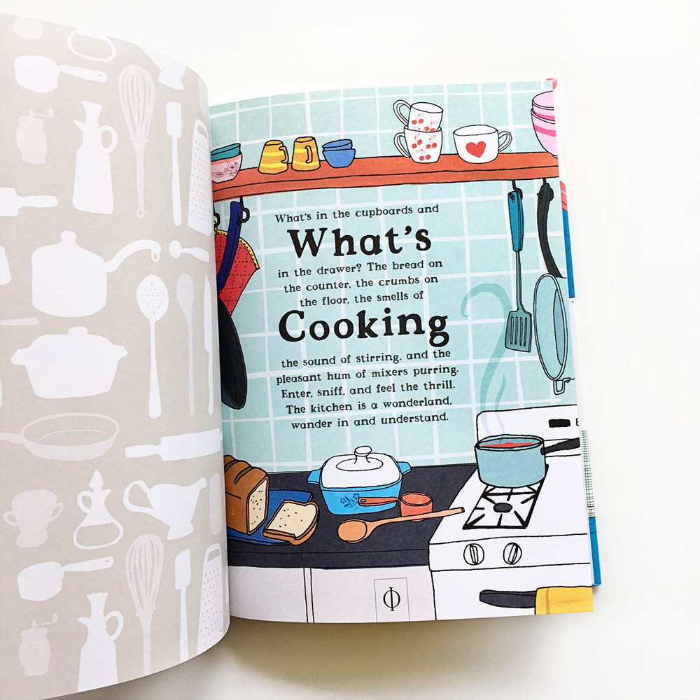 What's Cooking | Avery and Augustine
