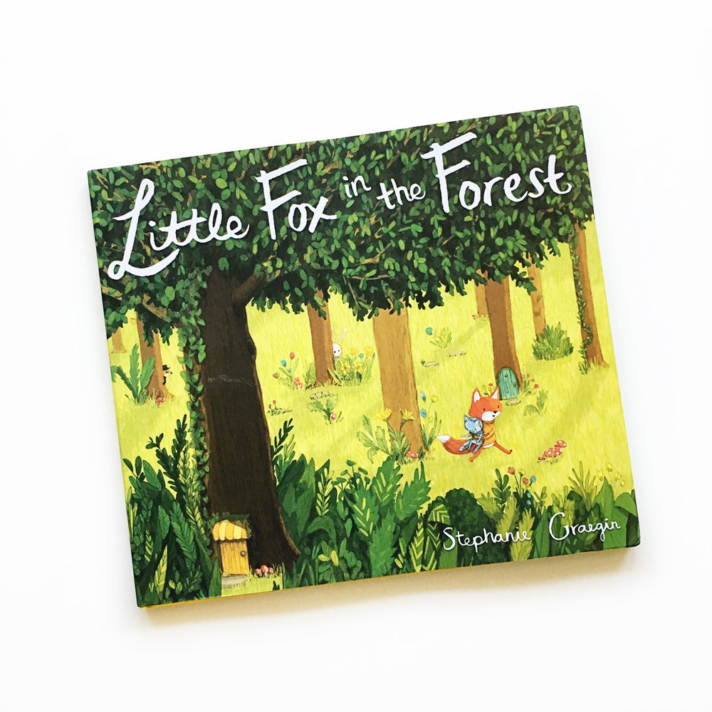 Little Fox in the Forest | Avery and Augustine
