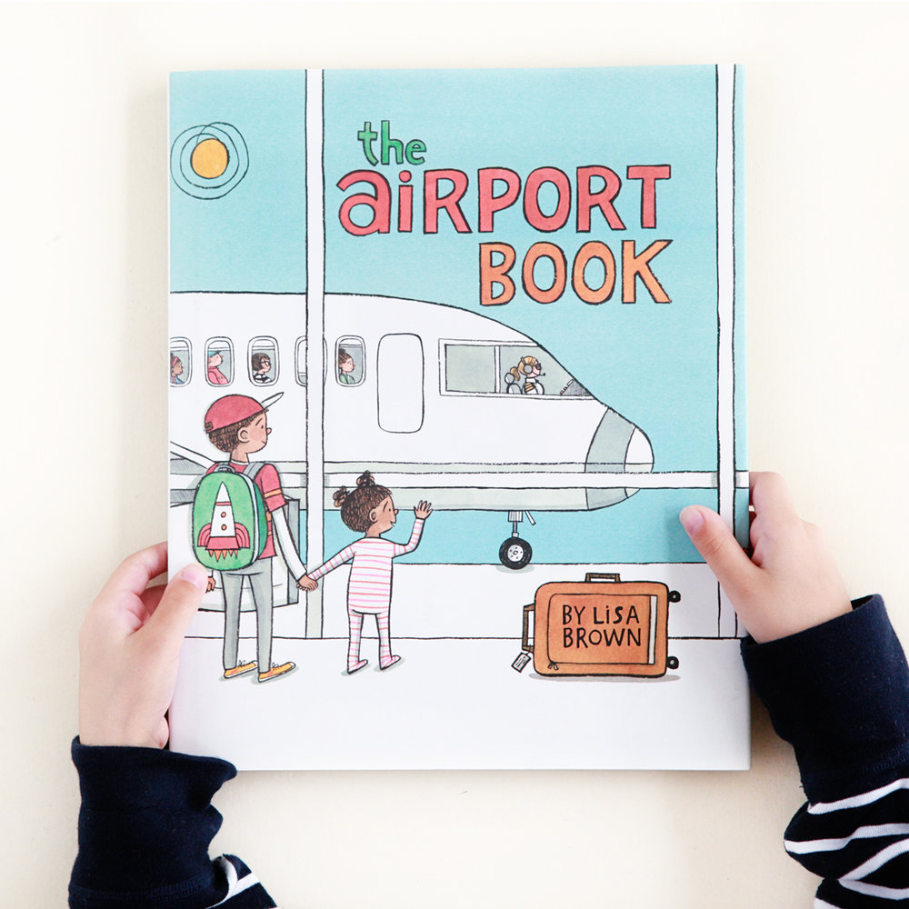 The Airport Book | Avery and Augustine