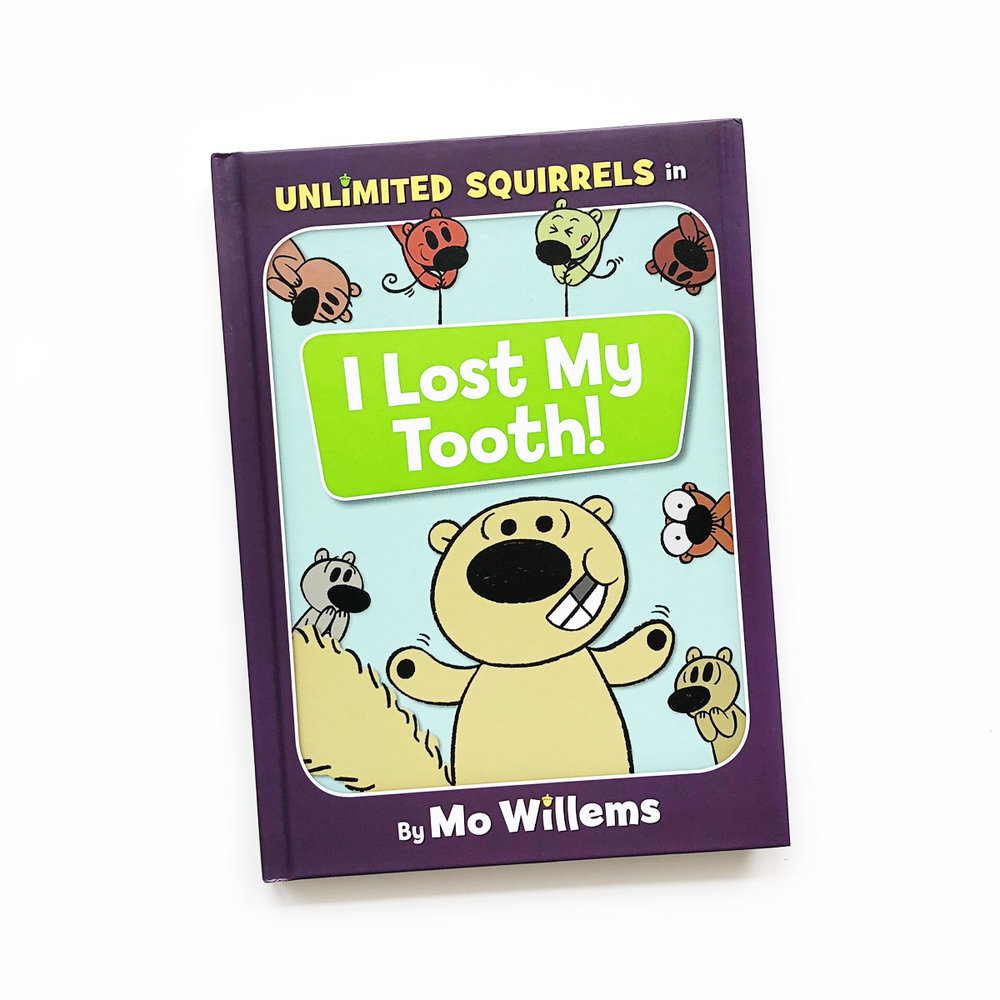 Unlimited Squirrels I Lost My Tooth! | Avery and Augustine