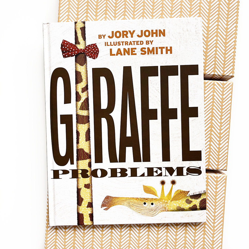 Giraffe Problems + Interview with Jory John | Avery and Augustine
