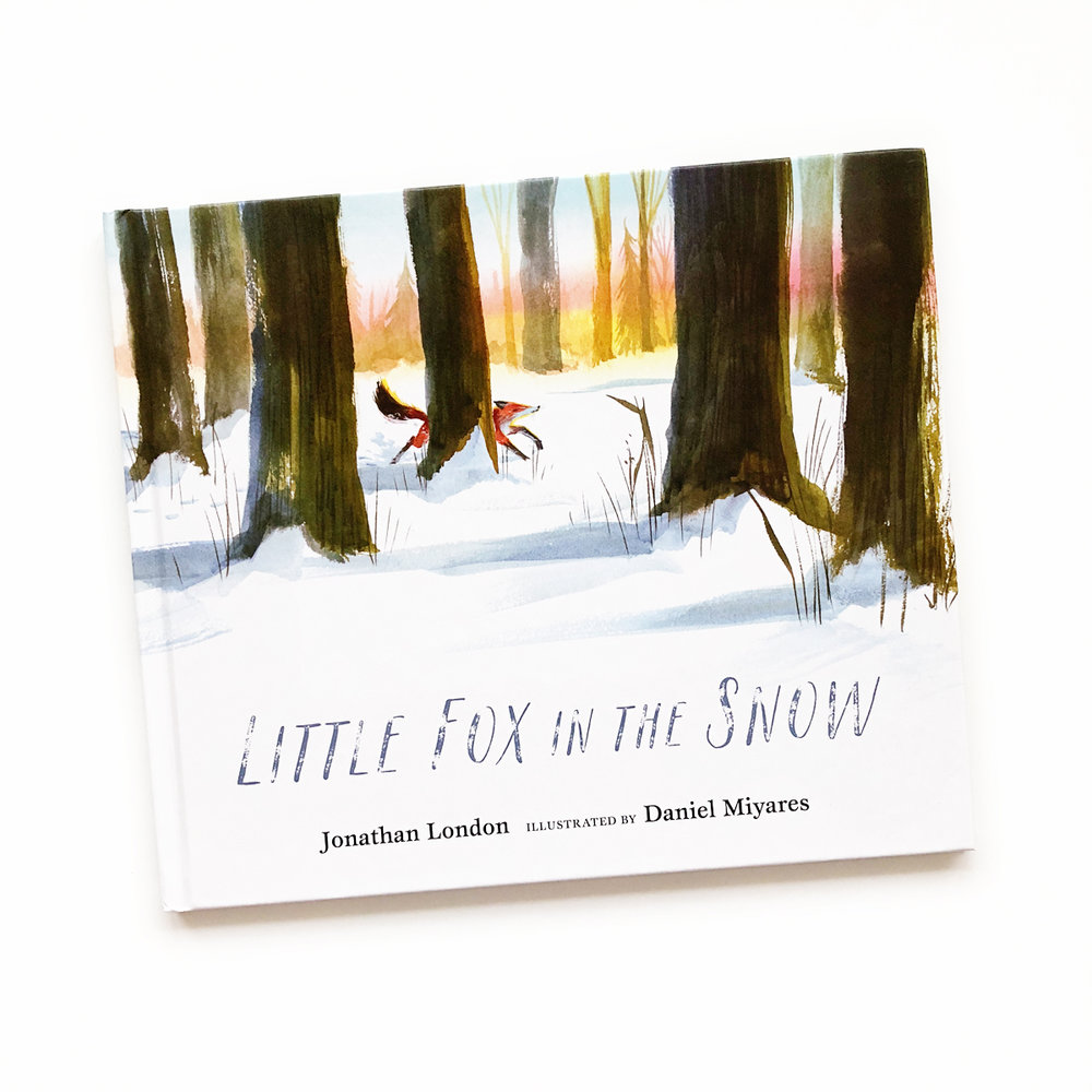 Little Fox in the Snow | Avery and Augustine