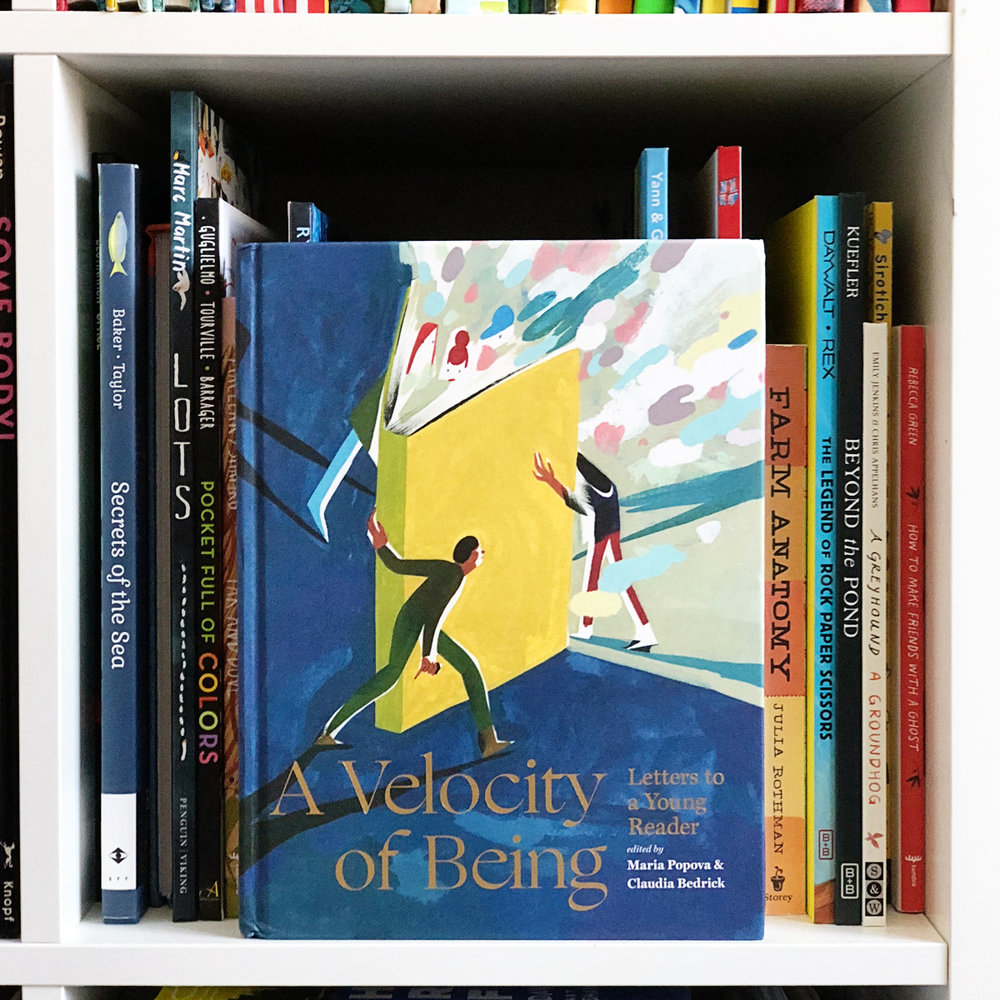 A Velocity of Being: Letters to a Young Reader | Avery and Augustine