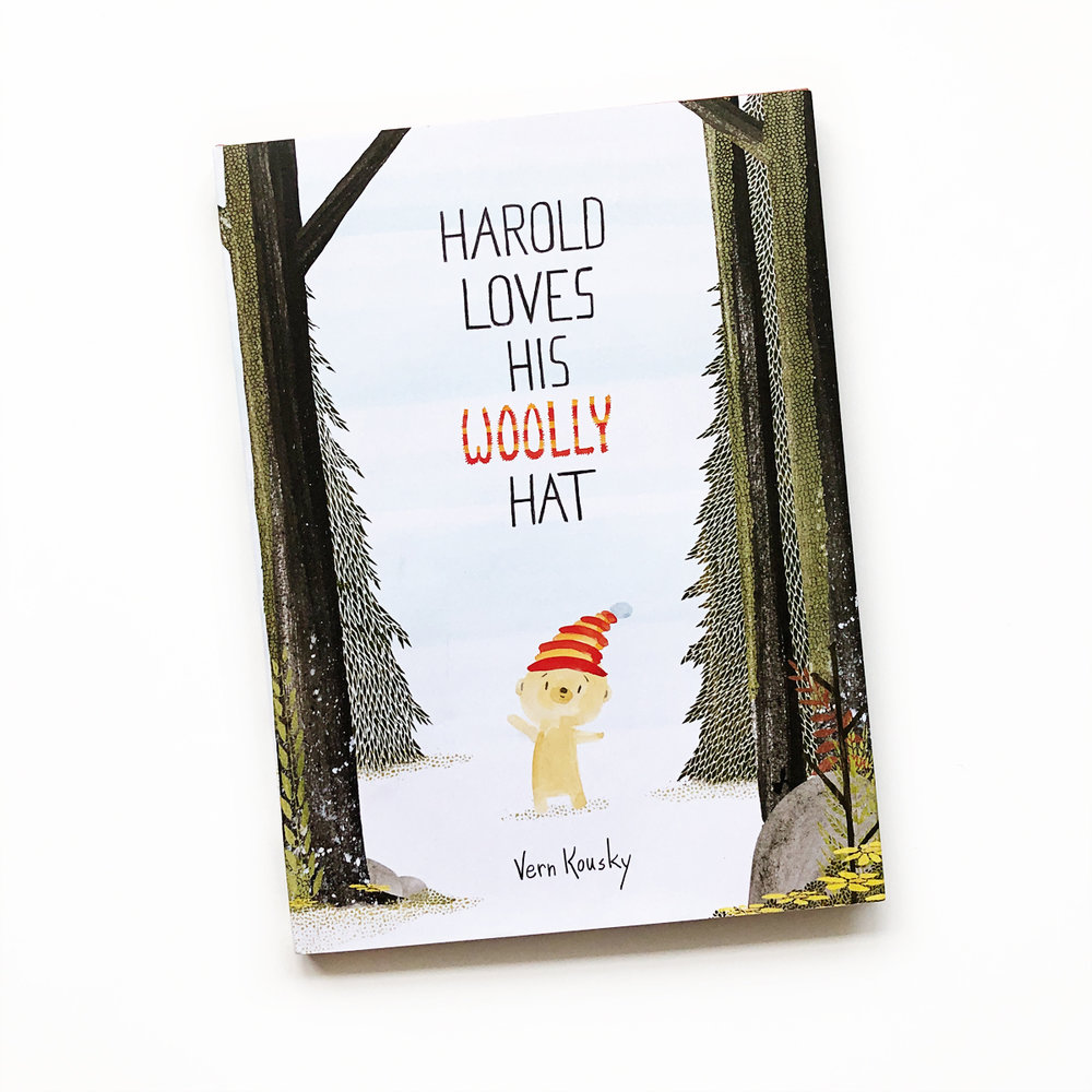 Harold Loves His Woolly Hat | Avery and Augustine