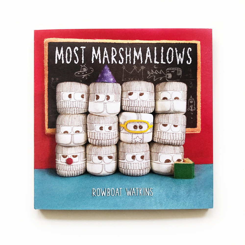 Most Marshmallows | Avery and Augustine