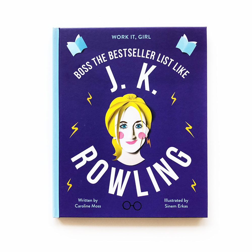 Boss the Bestseller List Like J. K. Rowling | Avery and Augustine