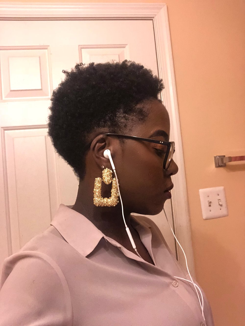 I Big Chopped…Again! - It was time for a change, a major one.