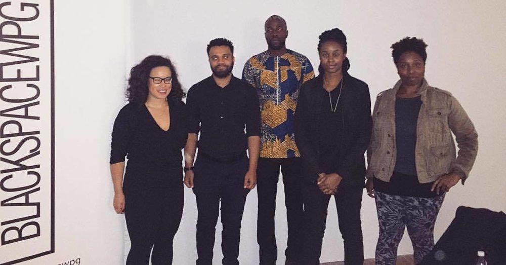 Panelists: (Moderator) Alexa Potashnik | Malcolm Jamal-Wilson | Ndu Delta | Uzoma Asagwara | Dione C. Haynes